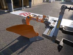 arado dp 35 para tractor con regulacion del angulo