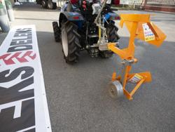arado reversible drp 25 para tractor pequeño