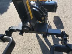 arado reversible drp 35 reforzada para tractor