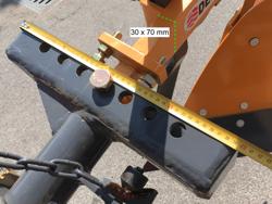 arado reversible hidraulico drhp 35 para tractor