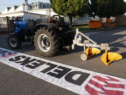 arado doble surco ddp 30 para tractor