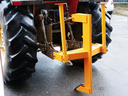 subsolador 1 diente para tractor agricola modelo dr 60
