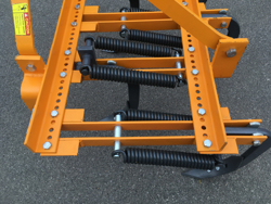 cultivador 5 brazos para tractor tipo kubota iseki modelo de 120 5
