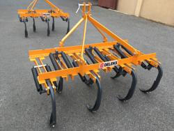 cultivador 7 brazos para tractor anchura 140cm para preparacion de la tierra mod de 140 7