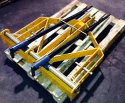 pinche transportador de heno para tractores d 700 k