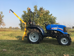 grua hidraulica para tractor tipo kubota iseki etc modelo el 200