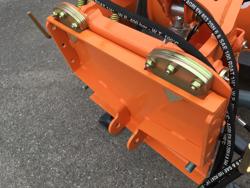 pala quitanieves frontal con placa para tractor ln 175 a