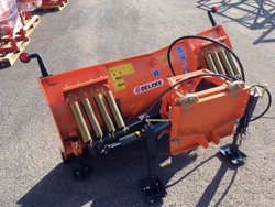 pala quitanieves frontal con placa para tractor ln 200 a
