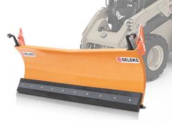 pala quitanieves para cargadoras compactas hasta 3 toneladas ln 175 m
