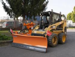 pala quitanieves para cargadoras compactas hasta 3 toneladas ln 220 m