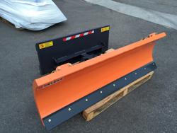 pala quitanieves ligera para cargadoras compactas lns 130 m