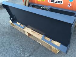 pala quitanieves ligera para cargadoras compactas lns 170 m