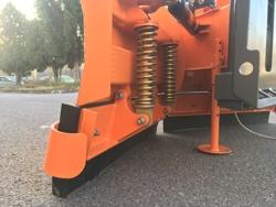 pala quitanieves para cargadoras compactas hasta 3 0 toneladas lnv 200 m