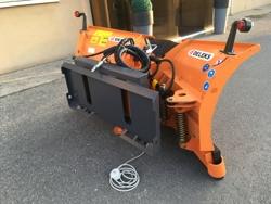 pala quitanieves para cargadoras compactas hasta 3 0 toneladas lnv 220 m