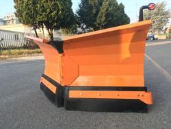 pala quitanieves para cargadoras compactas hasta 3 0 toneladas lnv 250 m