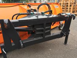 pala quitanieves para tractor con cargador frontal ssh 04 2 2 e