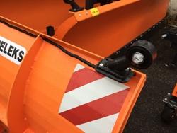 pala quitanieves para tractor con cargador frontal ssh 04 3 0 e