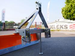 cuchilla niveladora 110cm para tractor kubota iseki modelo dl 110