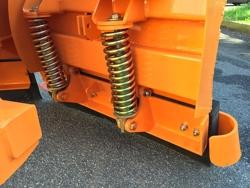 pala quitanieves con enganche 3 puntos para tractores lnv 180 c