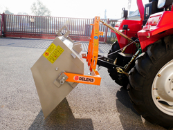pala mecanica universale para tractor modelo prm 140 l