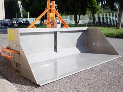 pala reclinable para tractor serie pesada mod prm 200 h