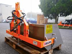 pala trasera de carga hidraulica 140cm para tractor modelo pri 140 l
