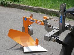 arado monosurco dp 16 para tractor pequeño kubota o iseki
