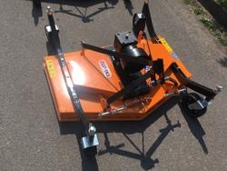 cortacésped 3 lamas para tractor modelo dm 120