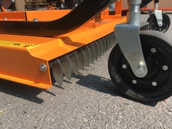 cortadora de césped 3 lamas para tractor kubota iseki etc mod dm 150