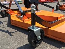 cortadora de césped para tractor carraro pasquali etc modelo dm 180