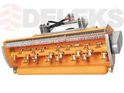 trituradora de martillos puma 180 uso detras o frontal