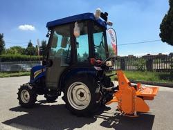 rotovator ligero dfl 115 para tractor tipo kubota iseki etc