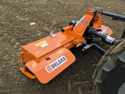 rotovator desplazable para tractor 150cm anchura de trabajo mod dfm 150