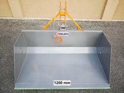 pala 120cm para carretilla elevadora tipo bobcat linde etc modelo prm 120 lm