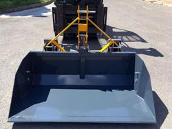 pala reforzada para carretilla elevadora modelo prm 140 hm