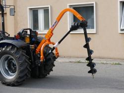 ahoyadora agricola para tractor l 50