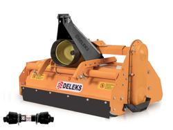 removedor triturador de cama avícola para tractor deleks cardán ce incluido