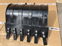 cuchara para miniexcavadora bhb 600