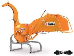 trituradora de ramas dk 1200 para tractor con rodillo de alimentacion