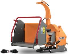 trituradora de ramas hidráulica para tractor dk 1800