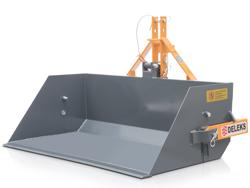 pala mecanica 120cm con attacco universale modelo prm 120 l