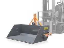 pala de 140cm para carretilla elevadora serie ligera modelo prm 140 lm