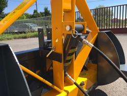 pala de cargamiento 140cm para carretilla elevadora modelo pri 140 hm