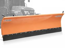 pala quitanieves frontal con placa para tractores ssh 04 3 0 a