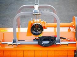 desbrozadora de martillos desplazable hidraulica mod rino 200