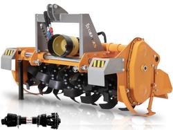 rotovator para tractores desplazamiento hidráulico dfh idr 180