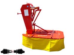 segadora rotativa para tractor dfr 135