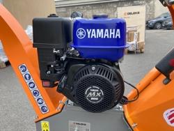 trituradora de ramas térmica dk 500 yam con motor independiente 15cv