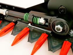 barra cortasetos hidraulica modelo hr 160