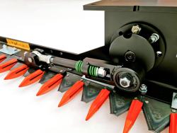 barra cortasetos hidraulica modelo hr 180